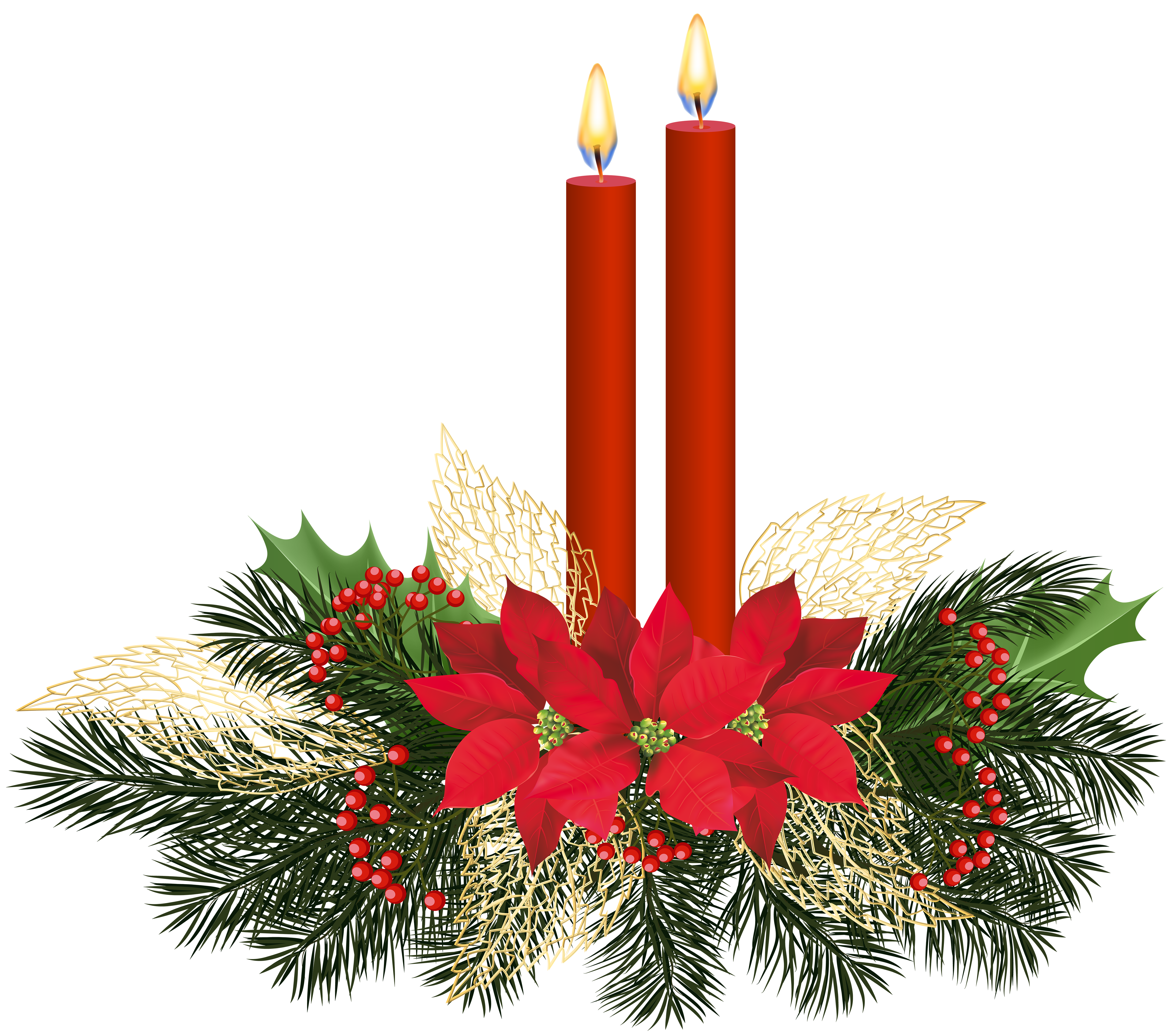 Christmas Candles Png Clip Art Gallery Yopriceville High Quality Images And Transparent Png Free Clipart Christmas Candles Red Christmas Candle Candles