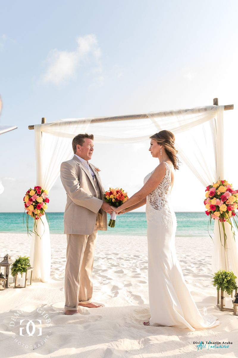 This Happy Couple Booked Their All Inclusive Wedding With Divi