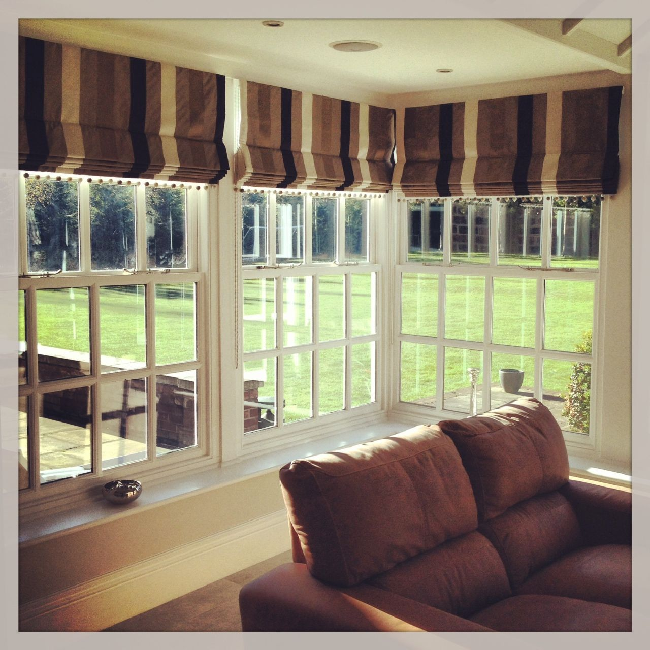 Bespoke Roman Blinds In Orangery Receive A Free Quote At Http Www