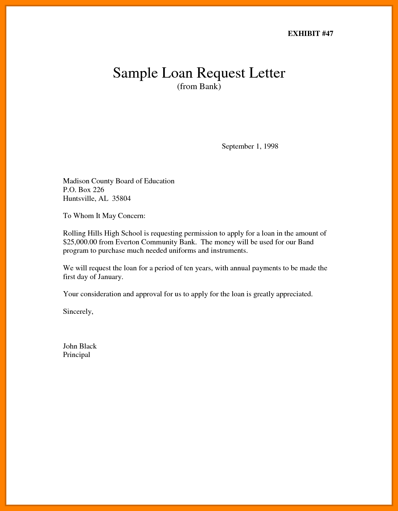 How Write Application For Loan Emt Resume Job Letter Sample Bank