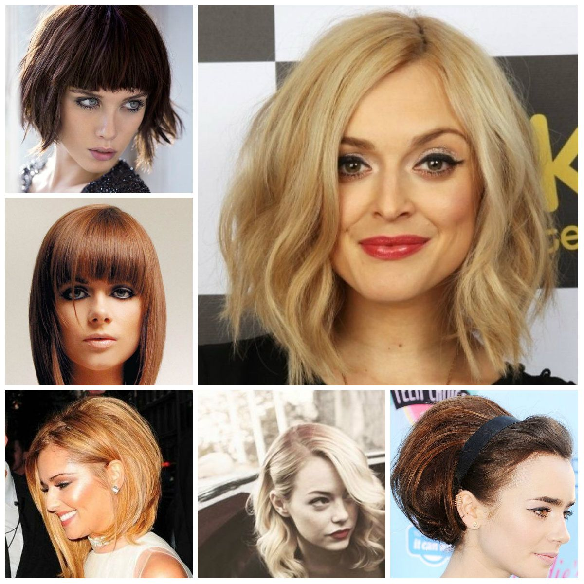 latest bob hairstyle ideas 2016 | trendy hairstyles 2015