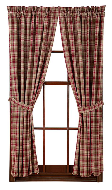 Be Sure And Check Out All The Matching Curtains In This Pattern