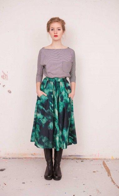 Muka Va : AW15 : Lyyli Shirt, Eerika Skirt