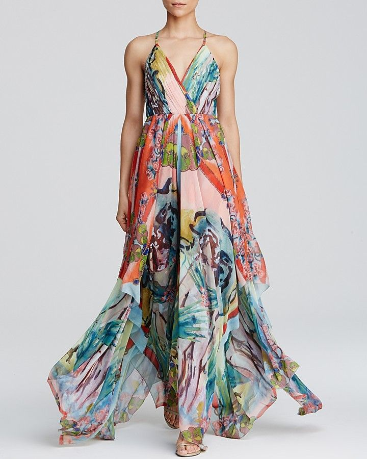 Long Summer Dresses Bloomingdales
