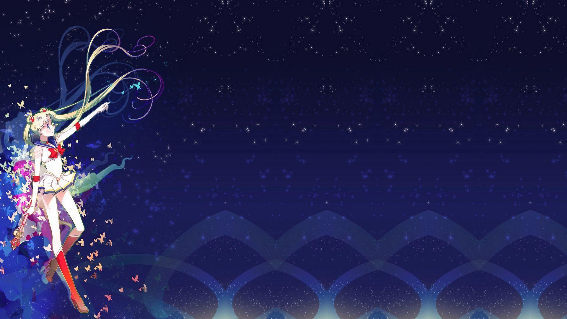 Sailor Moon HD desktop wallpaper High Definition Fullscreen