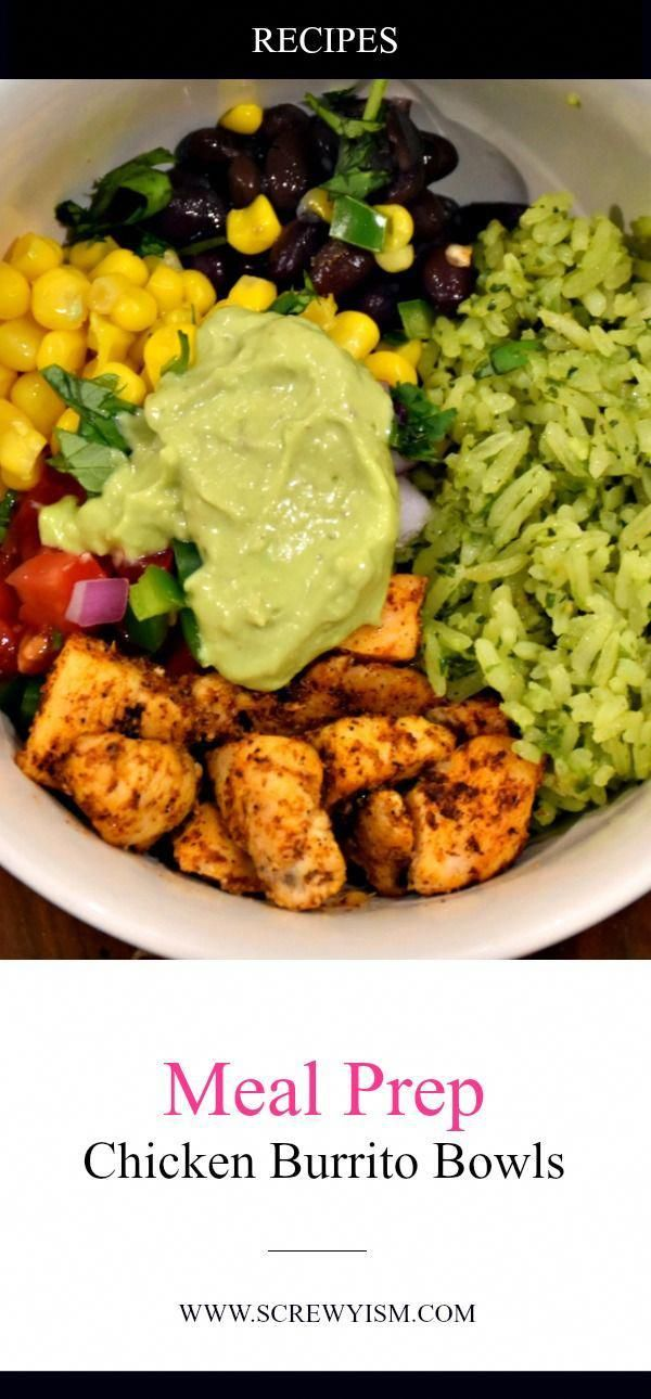 Photo of How to Make Tasty Chicken Burrito Bowls – Screwyism