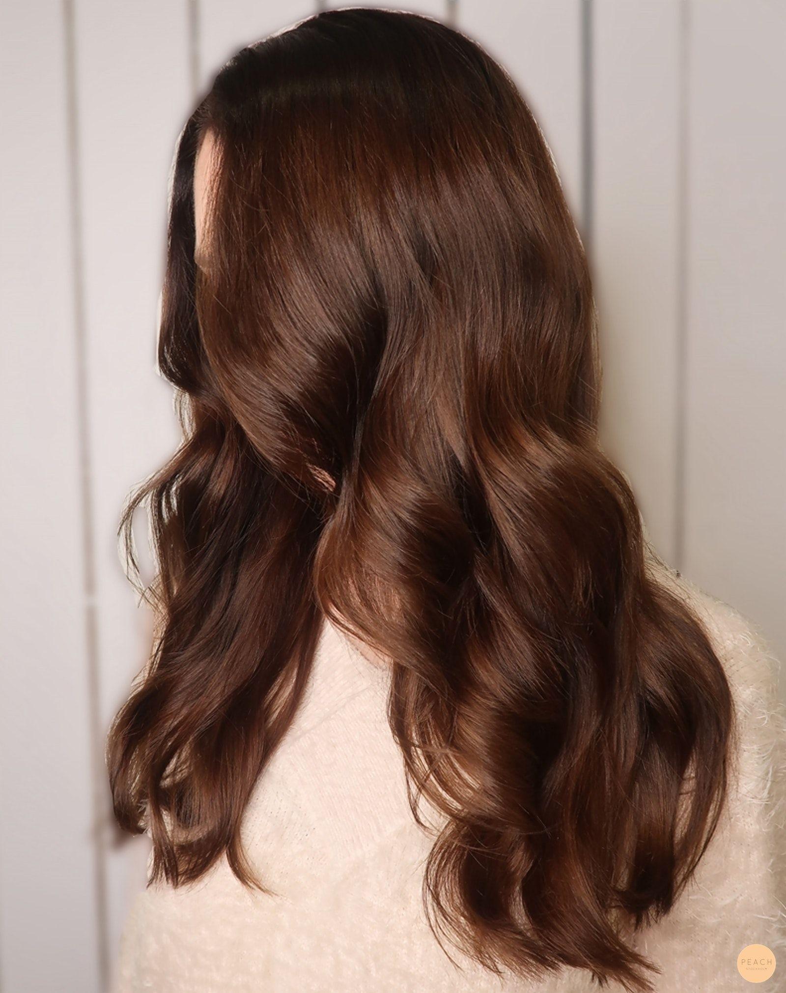 Photo of Snyggaste hårfärgen – Lyxig chokladbrun!