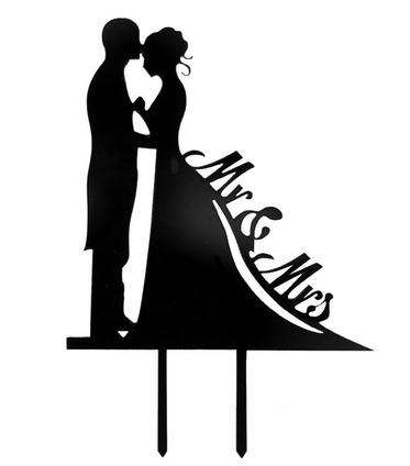 Pin Von Make My Day Auf Hochzeitsfiguren Und Tortendeko Braut