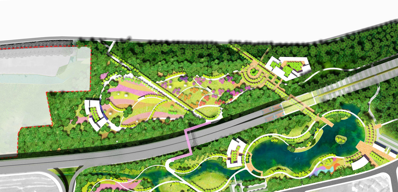 Pin By Chau Nguyễn On Lc I Master Plan Landscape Design Drawings Landscape Plans Landscape Plan