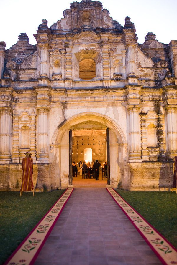 Antigua Guatemala Wedding By Corbin Gurkin Wedding