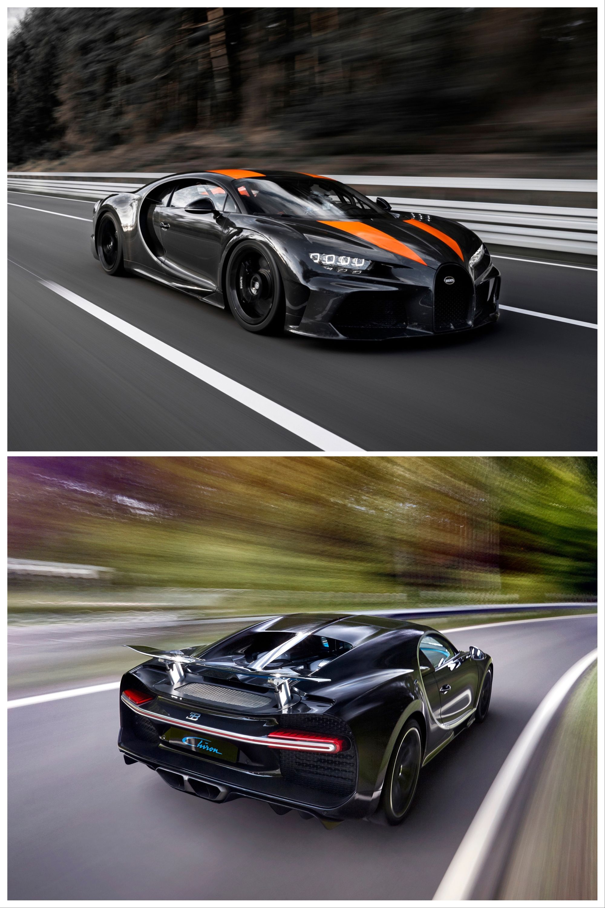 Fastest Cars In The World In 2020 Fast Cars Fastest Production Cars Bugatti Chiron Speed