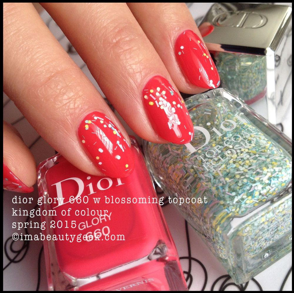 dior vernis kingdom of colours 2015 top coat dior and nail nail