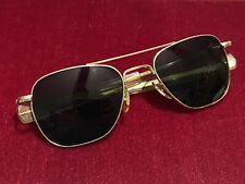 60s sunglasses Vintage 60s 70s American Optical 1/10 12k Gf Pilot Aviator Sunglasses
