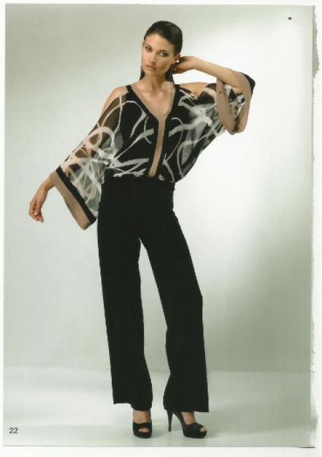 abbastanza Abiti da cerimonia con pantaloni taglie forti | outfit | Pinterest  YY71