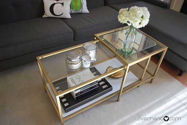 Photo of Deco corners: An IKEA hack for my new living room table …
