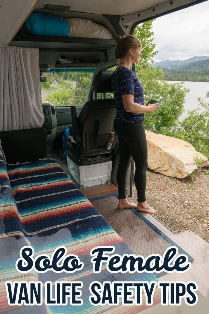 Photo of Preparing for a solo road trip? Be confident & prevent yourself from getting int…