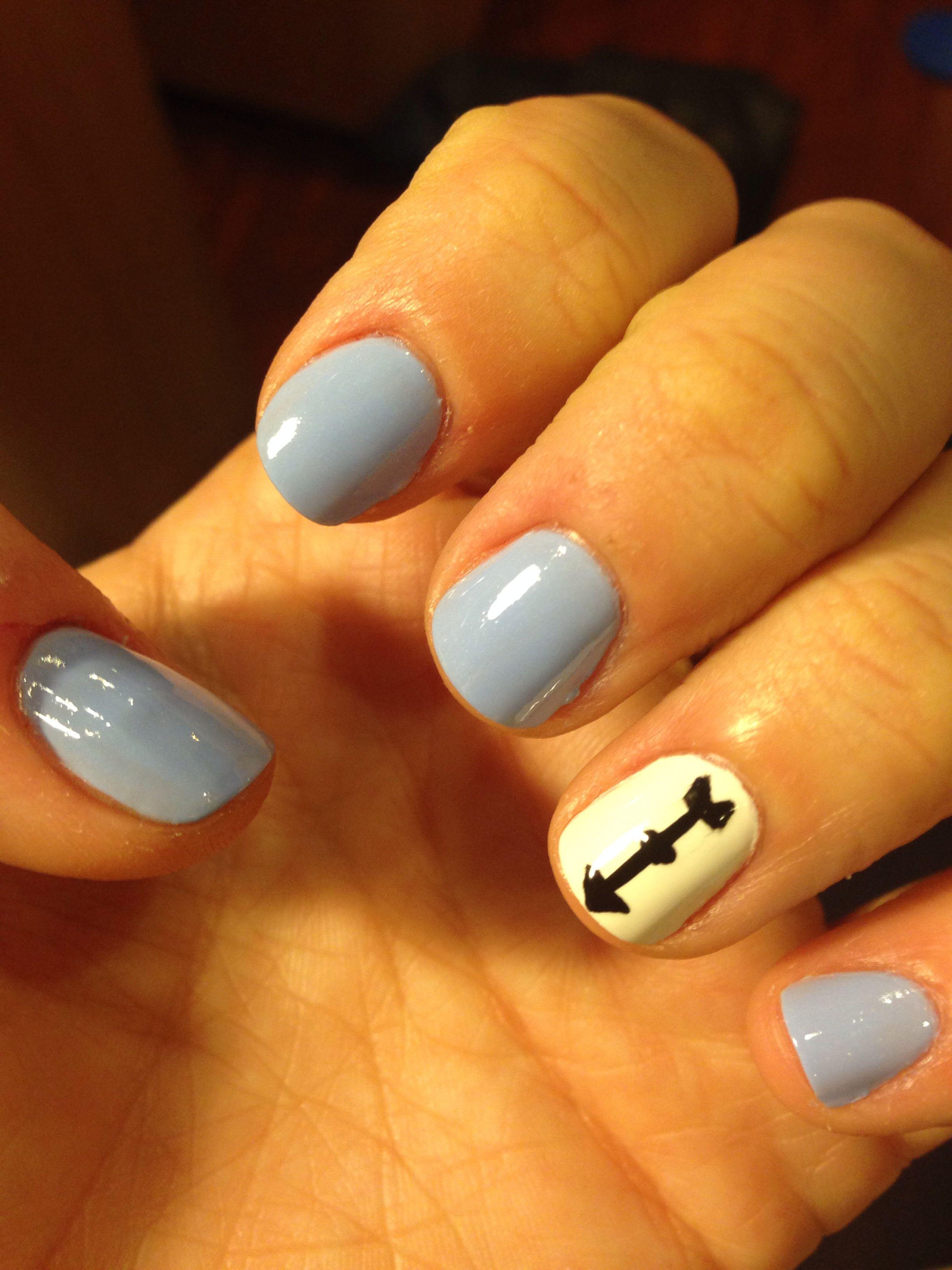 Coachella inspired arrow nail design! | How to do nails ...