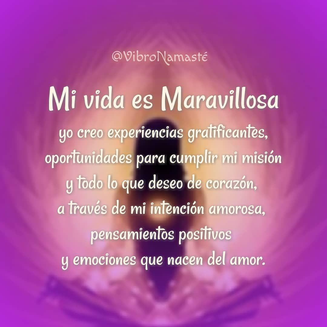 Vibronamaste En Instagram Vida Maravillosa Vibronamaste