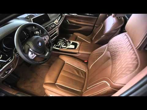 2016 BMW 750 Interior Features