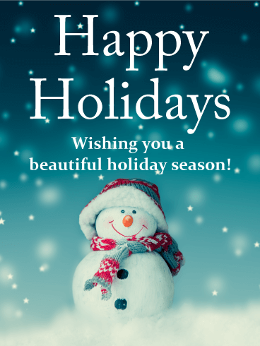 Cheerful snowman seasons greetings card frosty the snowman is the cheerful snowman seasons greetings card frosty the snowman is the most popular christmas snowman m4hsunfo