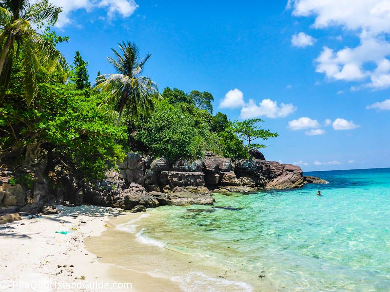 Fingernail Beach on Phu Quoc Island, Vietnam. #phuquoc # ...