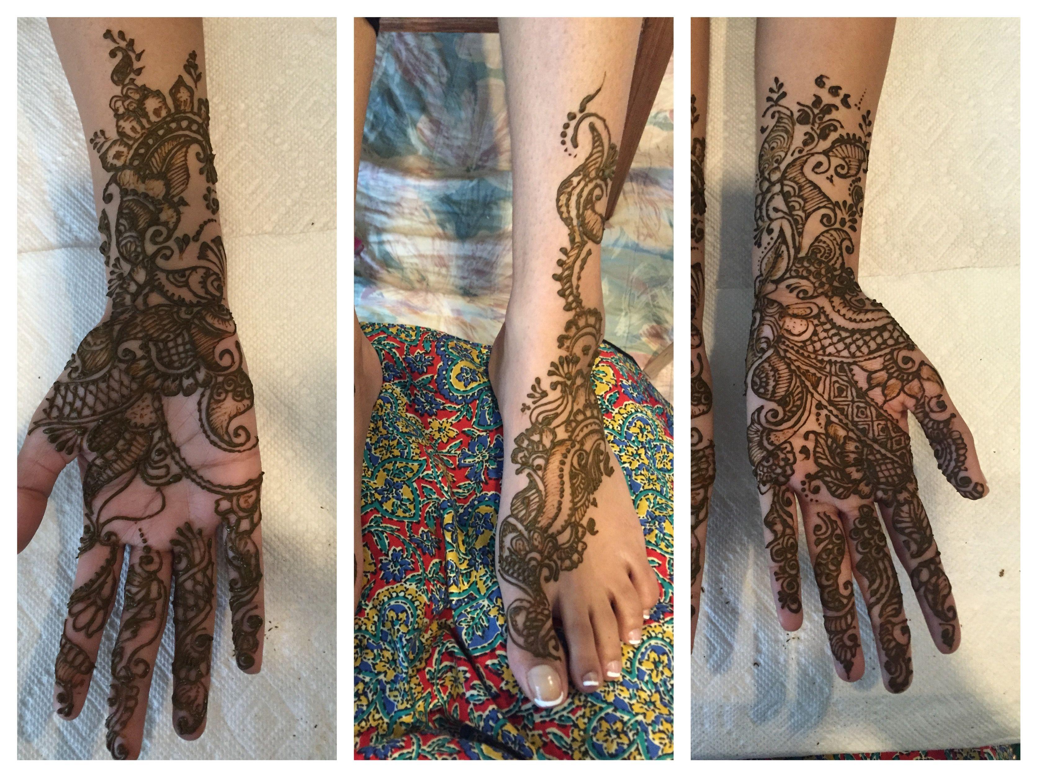 Pin by bridal henna artist on henna tattoos henna