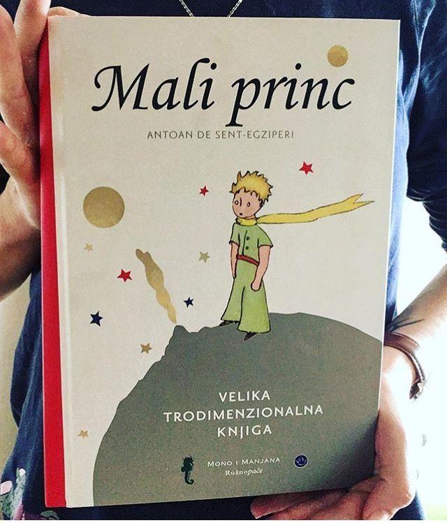 Piccolo principe mali princ