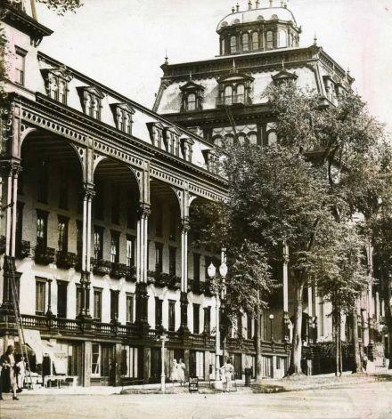 Historical Photos Saratoga Springs Through The Years