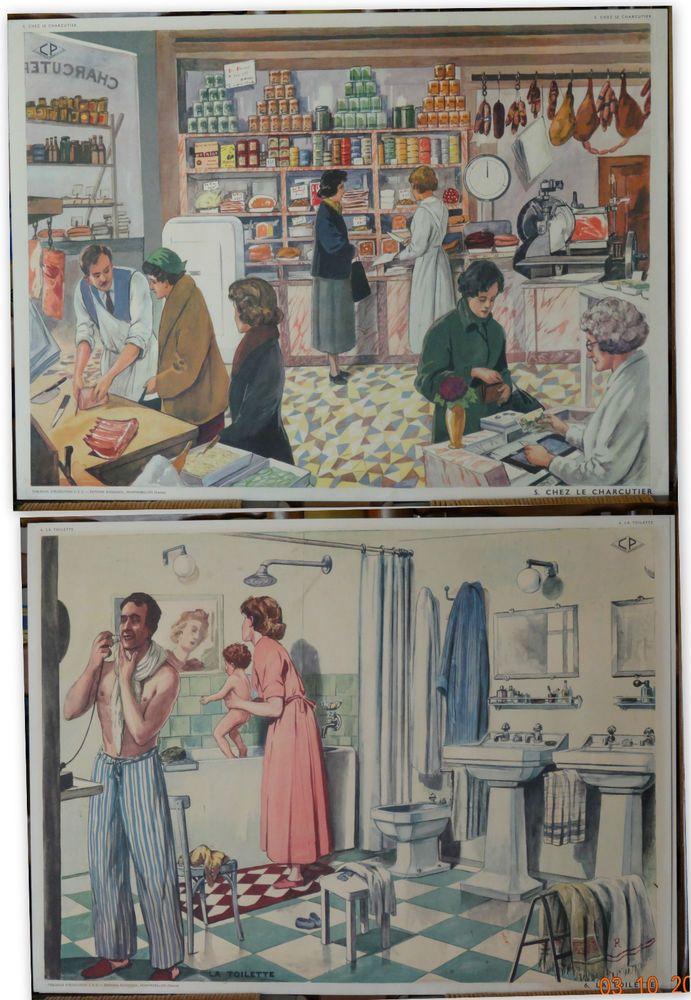 affiche scolaire rossignol 76x 56 cm affiches scolaires cole des ann es 60 school. Black Bedroom Furniture Sets. Home Design Ideas