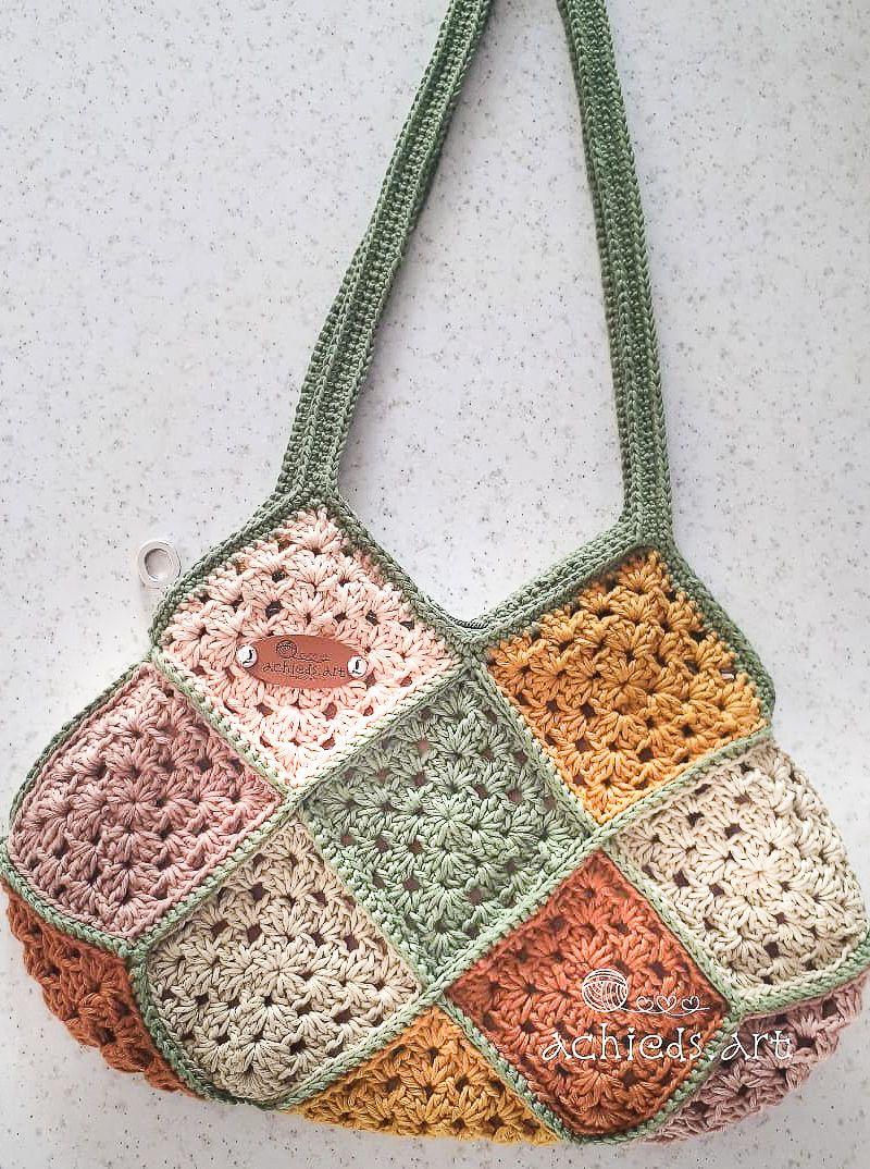 45+ Wonderful Crochet Bag Pattern and Images - Page 21 of ...