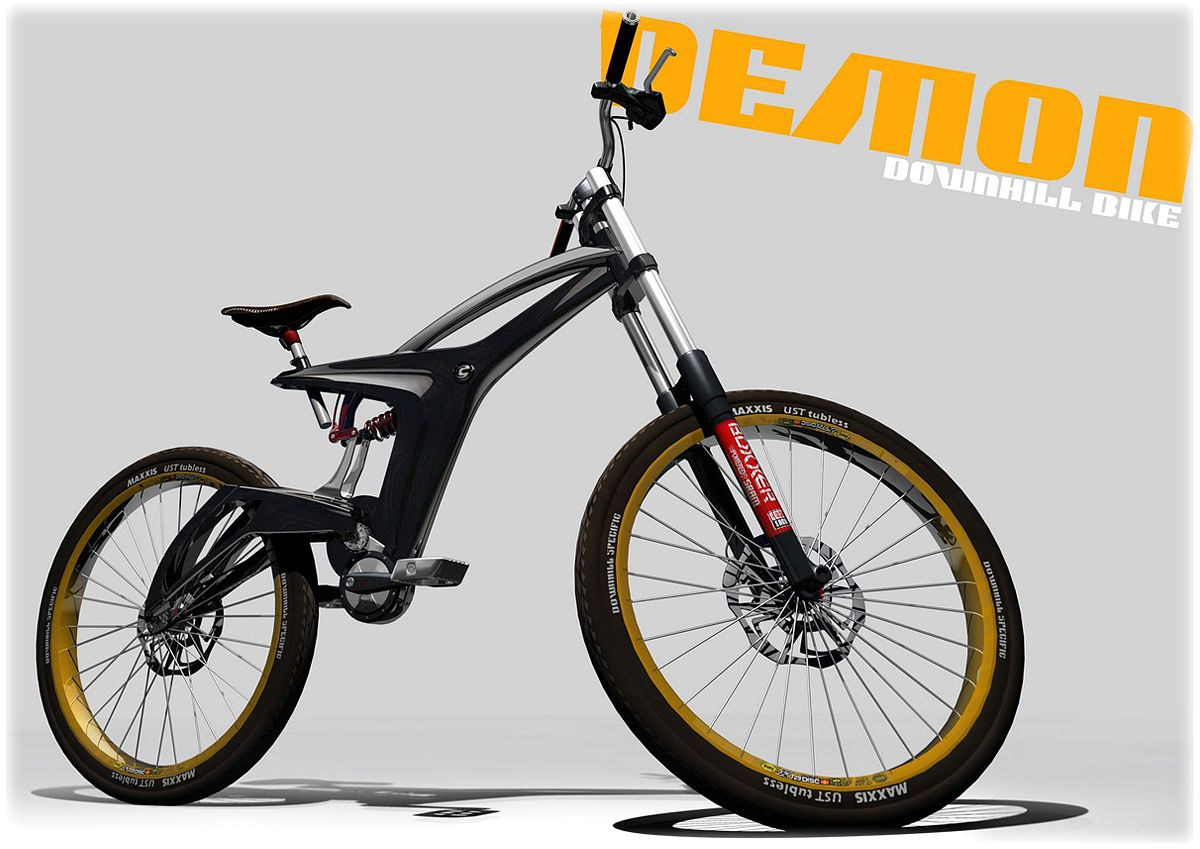 Sticker design for mountain bike - Richard Malachowski S Design And Sketch Ideas For Cannondale Dh Bicycle