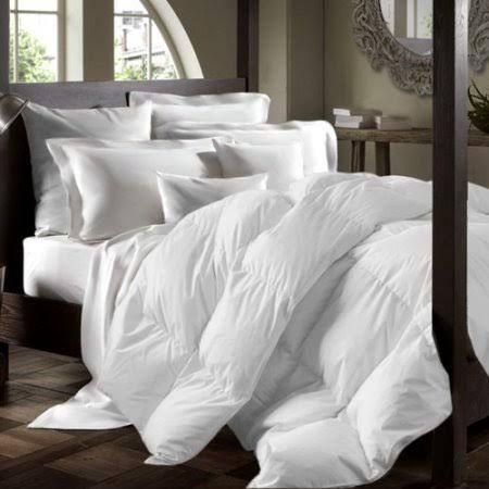 White Puffy Comforter Twin Xl Google Search White Down Comforter Bed Linens Luxury Down Comforter