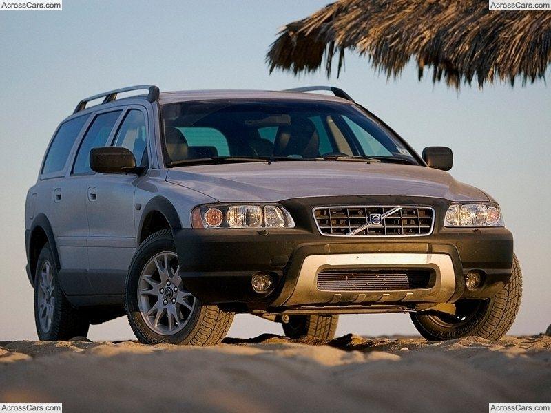 Volvo Xc70 2007 Volvo Volvo Xc Volvo V70