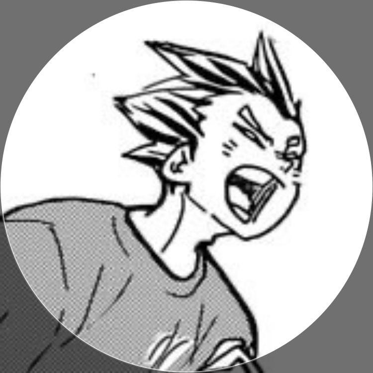 haikyuu manga haikyuu anime bokuto