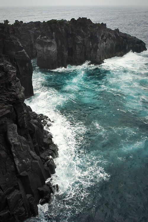 Alternative Art Awesome Beauty Deep Blue Landscape Nature Ocean Photo Photography Pretty Sea Tumb Ocean Photography Ocean Landscape Ocean Wallpaper