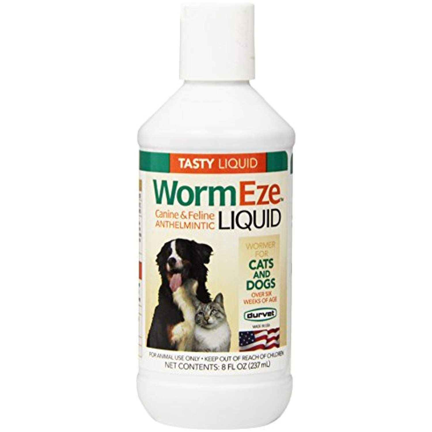 Durvet Wormeze Liquid Canine And Feline Antihelmintic 8 Oz You Can Find More Details By Visiting The Dog Supplies Online Dog Dry Skin Oatmeal Dog Shampoo