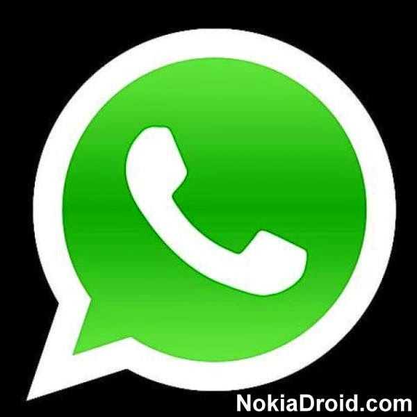 WhatsApp Apk file free download for Nokia X Android phones