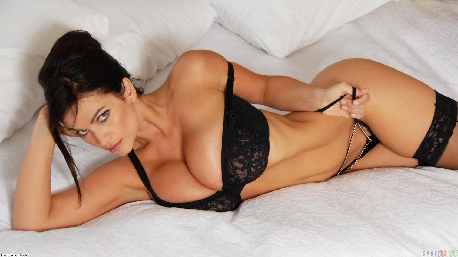 Variant understand denise milani 1920 x 1080 really. can