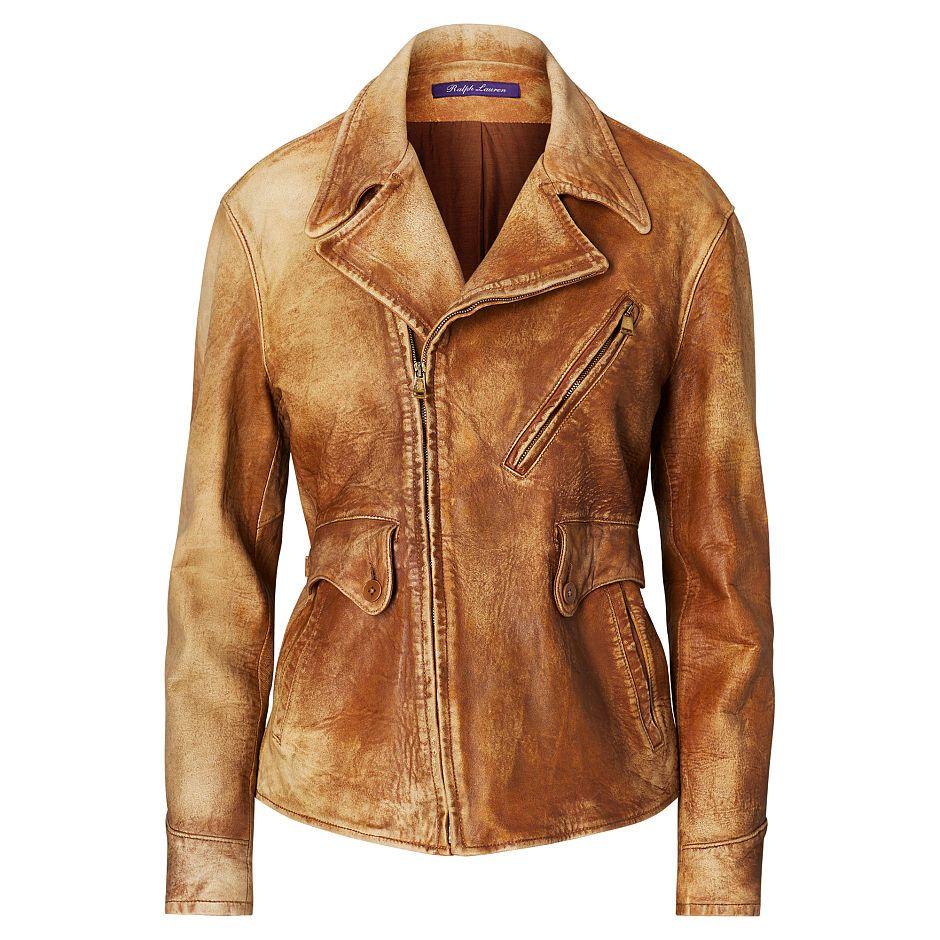 Jarrett Leather Jacket Leather Jacket Tan Leather Jackets Fashion Clothes Women [ 940 x 940 Pixel ]