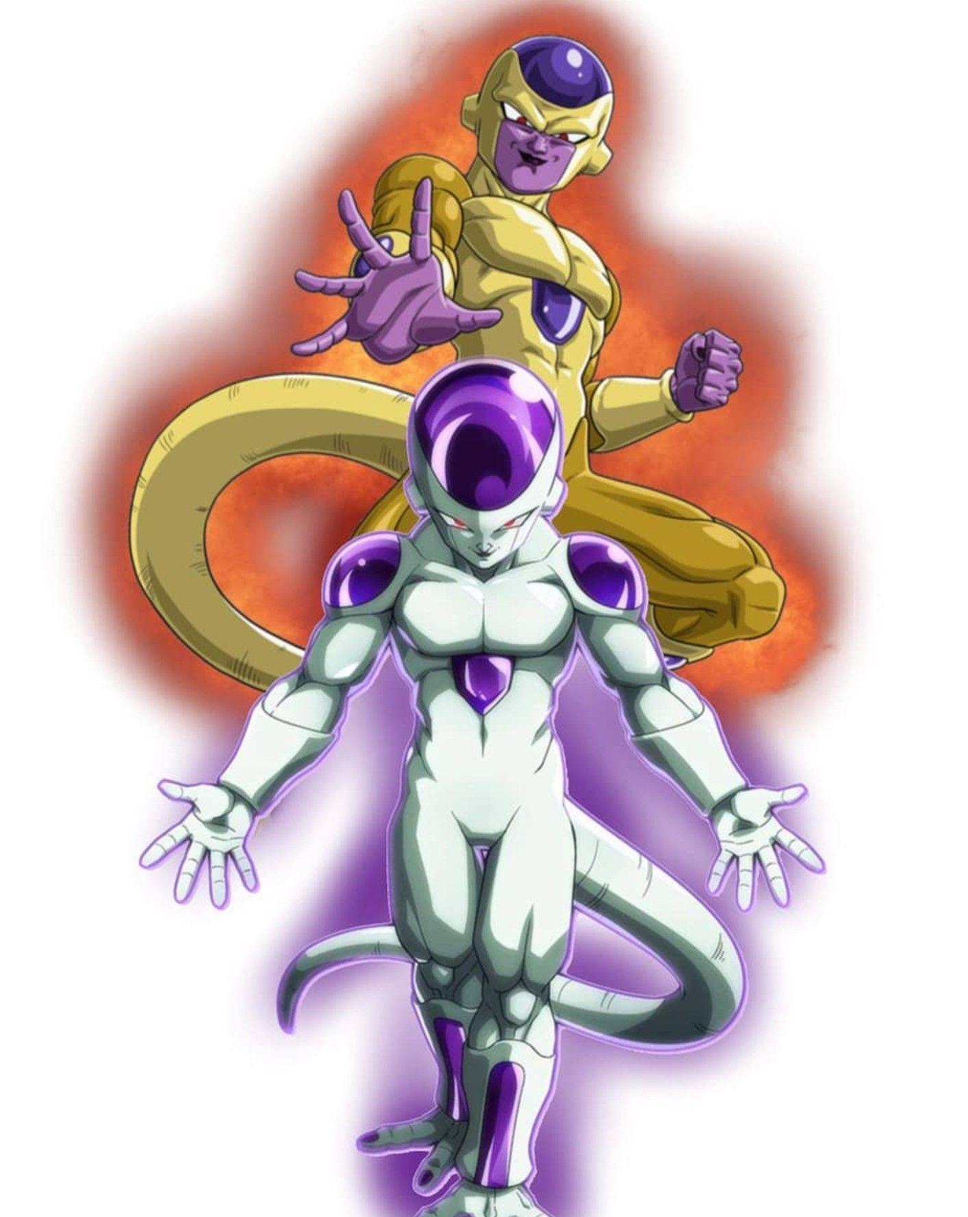 Golden Frieza Dragon Ball Super Dragon Ball Super Dragon Ball Anime