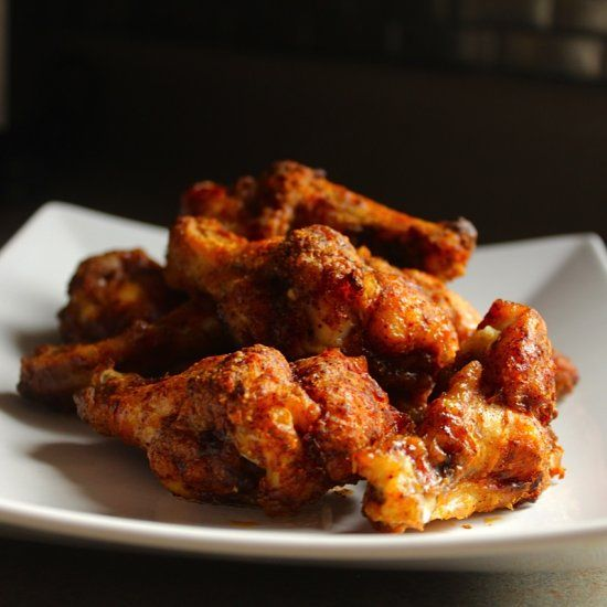 Dry roasted chicken wings a healthy and spicy twist on a pub dry roasted chicken wings a healthy and spicy twist on a pub favourite forumfinder Choice Image