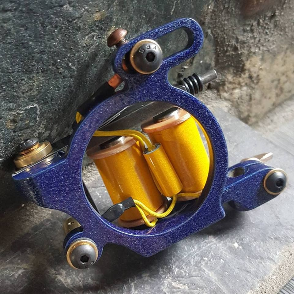 Park Art My WordPress Blog_What Is The Difference Between Coil And Rotary Tattoo Machines