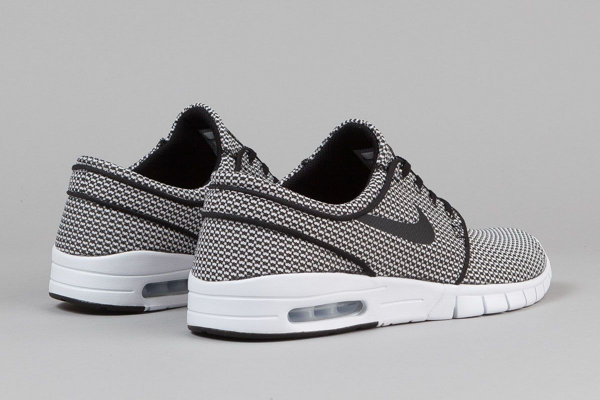 The Nike SB Stefan Janoski Max is a silhouette that features both Air Max/Free  sole. For the month of February, the latest release is dressed in a …