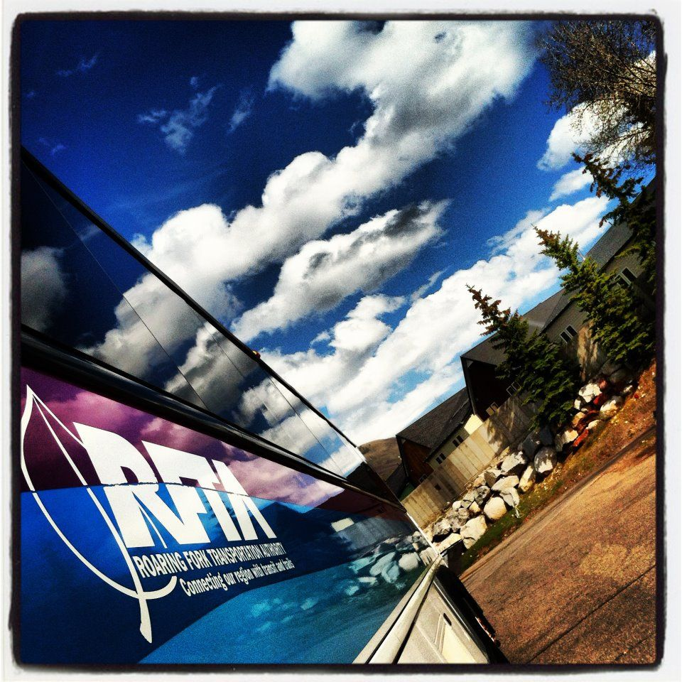 Pic from one of our artistic mechanics! Bus route