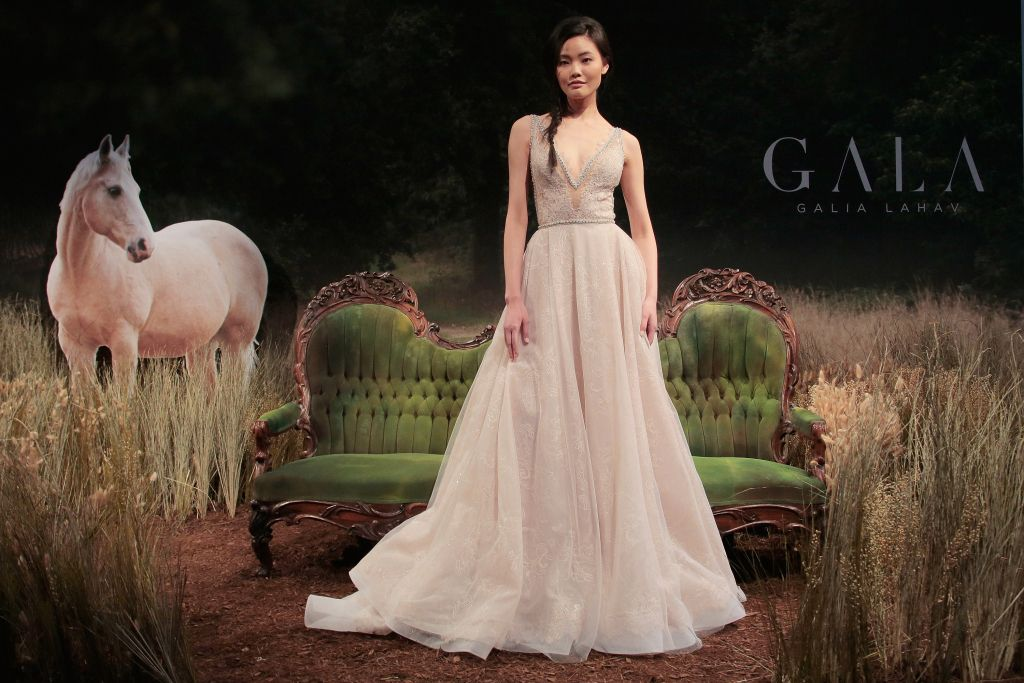 "Galia Lahav Spring 2017 Wedding Dresses  ""Le Secret Royal"" Couture Bridal Collection"