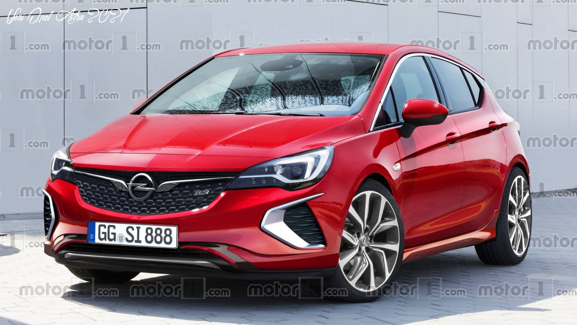 Yeni Opel Astra 2021 Photos In 2020 New Cars Opel Corsa Opel