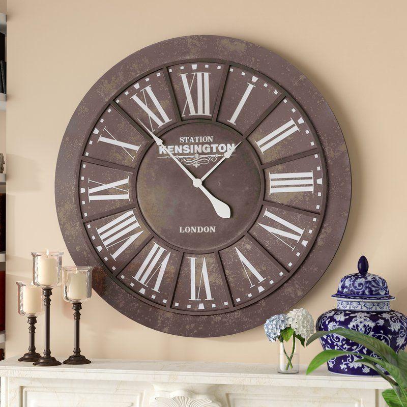 Countryman Oversized 39 5 Wall Clock Oversized Wall Clock Wall Clock Clock