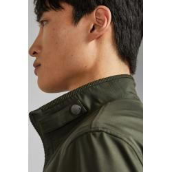 Photo of Jacket with stand-up collar Ted Baker
