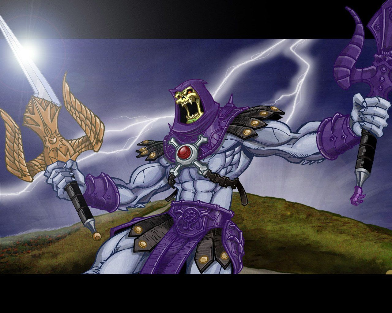 He Man Wallpapers Man Wallpaper Masters Of The Universe 80s Cartoons