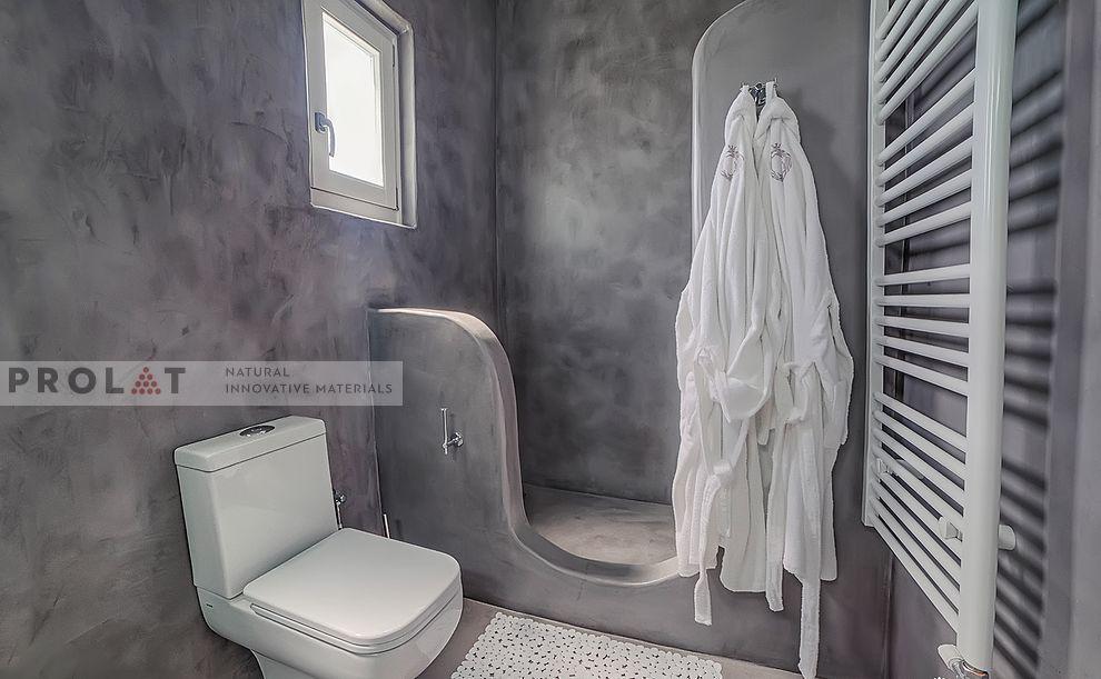 www.prolat.gr. #Patiti_tsimentokonia #ΠατητηΤσιμεντοκονια #χαλαζιακοψηφιδωτο #quartzmosaic #LavaPlaster #Design #Hotels #Realaxing